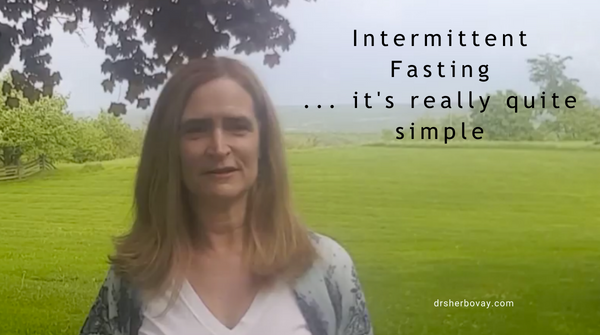 Dr. Sher on The Simplicity of Intermittent Fasting
