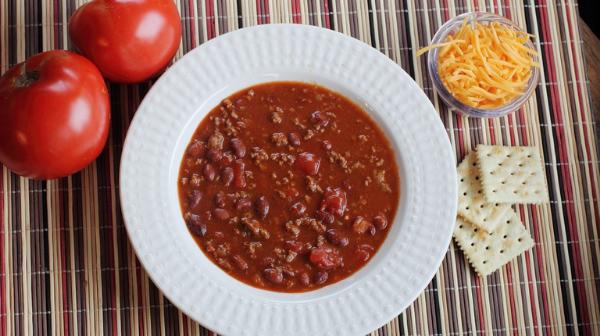 Vegetarian Chili, An Intermittent Fasting Treat