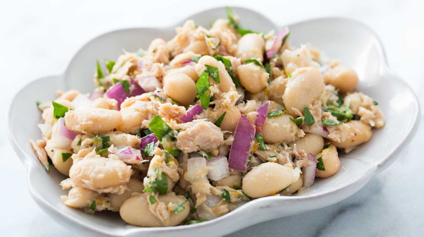 The Not-so-bland Take On Tuna Salad