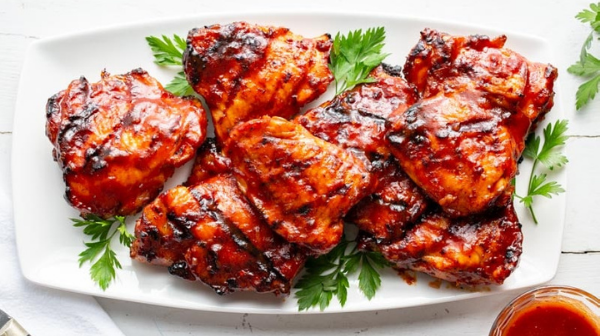 Your New Summer Staple: Bbq Spicy Chicken