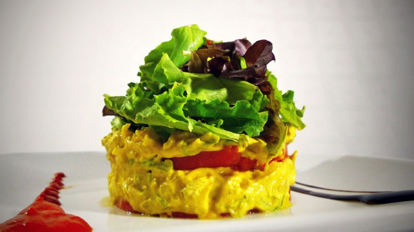 Indian Curry Chicken Salad